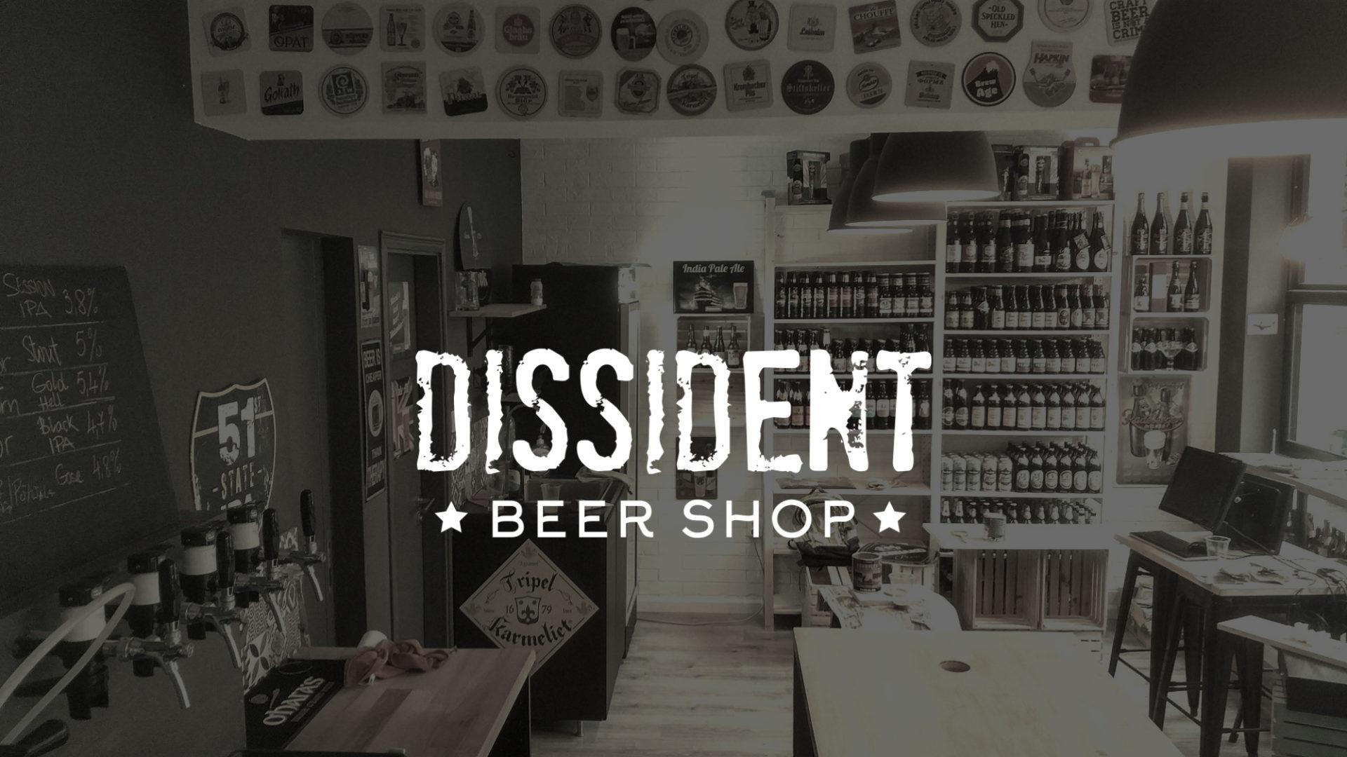 Dissident Beer Shop